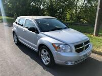 2009 DODGE CALIBER 1.8 SXT 5 DOOR **TOP SPEC** *HISTORY* x2 keys