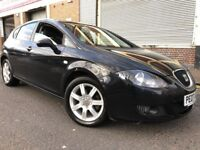 Seat Leon 2007 1.9 TDI Stylance 5 door 2 OWNERS, NEW SHAPE, HPI CLEAR, BARGAIN