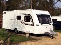 2014 Coachman Kimberley Vision 560/4 fixed bed - with Truma Motor Mover and Apache porch awning