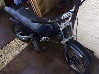 PY90 Motorbike spares