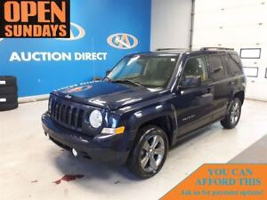 2015 Jeep Patriot High Altitude LEATHER! SUNROOF! 4X4!