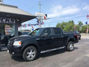 2008 Ford F-150 XLT FANTASTIC CREW CAN 4X4 !!!