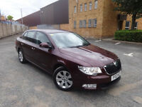Skoda Superb S TDi Cr Dsg 5dr Auto Semi-Automatic 0% FINANCE AVAILABLE