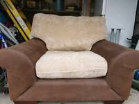 Comfy good condition arm chair