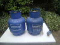 calor gas spare bottles 4.5 kg caravan /motorhome / or bbq