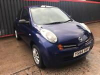 Nissan micra 1.2, immaculate inside out, low insurance and tax!