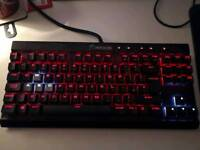 Corsair k65 rgb keyboard