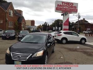 2015 Nissan Sentra S   CRUISE   BLUETOOTH   NO ACCIDENTS
