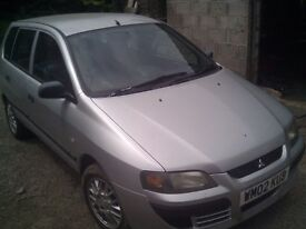 Mitsubishi Space Star 1.9DI-D