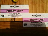 2 x Goodwood Festival of Speed tickets - Friday