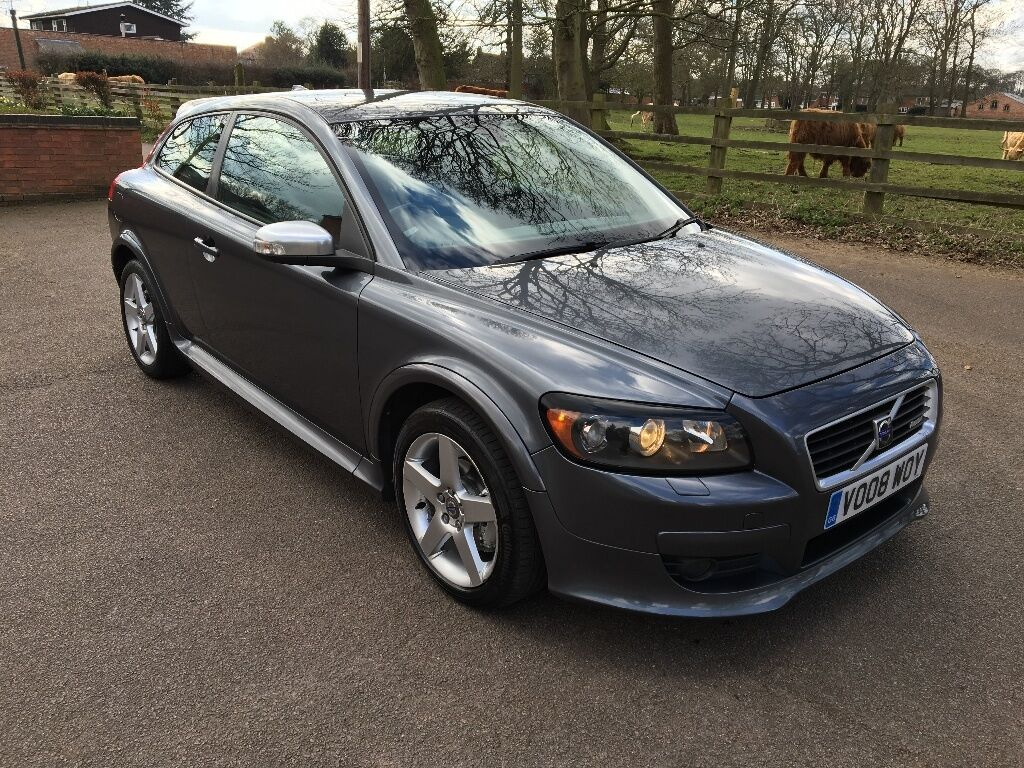 volvo c30 r design 2008 1 6 turbo diesel in thurmaston leicestershire gumtree. Black Bedroom Furniture Sets. Home Design Ideas