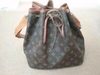 Louis Vuitton Noe Preloved Authentic Handbag