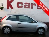 A GREAT FIRST CAR 2004 FORD FIESTA 1.4 FLAME LOW INSURANCE