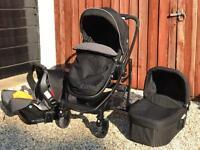 Graco Evo pushchair travel system