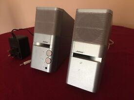 Bose Computer Speakers