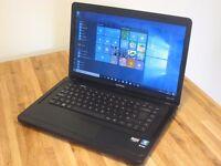 Compaq Presario CQ57 Laptop. Windows 10, Great Spec. Excellent Condition