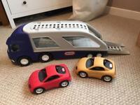 Little Tikes transporter/car carrier