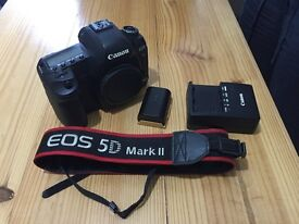 Canon 5D Mark ii - Body only