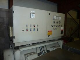 Piller Rotary convertor aircraft power 62.5 kva 50/400 hz