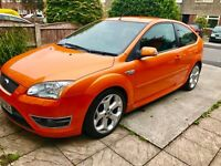Focus st2 electric orange not Bmw m sport Audi s line vxr