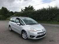 07 c4 picasso 1.6 diesel 7 seats , trade in welcome