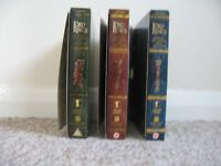Lord of the Rings Trilogy - Special Extended Editions