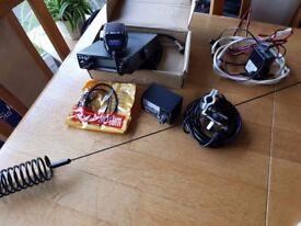 Moonraker CB Radio Setup (ALL READY TO GO)