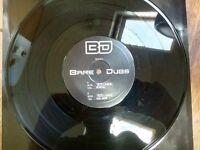 Rare Dubstep Record. Tes La Rok - Uprise/Kill Dem.