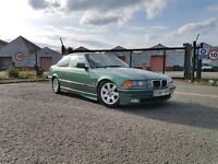 Bmw e36 328i coupe not e30 lowered slightly modified rare colour future classic
