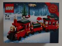 LEGO 40138 Weihnachtlicher Zug  Limited Edition 2015 NEU*OVP Bayern - Bayreuth Vorschau
