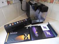Nespresso Delonghi Lattissima Plus Coffee Machine