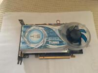 HIS ATI HD 2600XT ICEQ TURBO 512MB GDDR3 PCIE GRAPHICS CARD