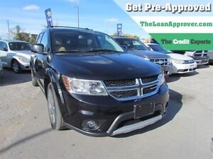 2012 Dodge Journey R/T   AWD   LEATHER   ROOF   ONE OWNER London Ontario image 1