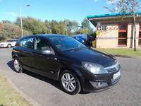 VAUXHALL ASTRA 1.7 CDTI DIESEL SXI HATCHBACK BLACK NEW SHAPE 2007 BARGAIN £1395 *LOOK* PX/DELIVERY