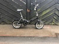 USED FOLDING BIKE FOR SALE ONLY £69