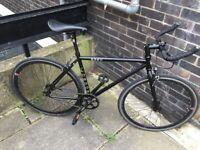 Goku London single speed bike