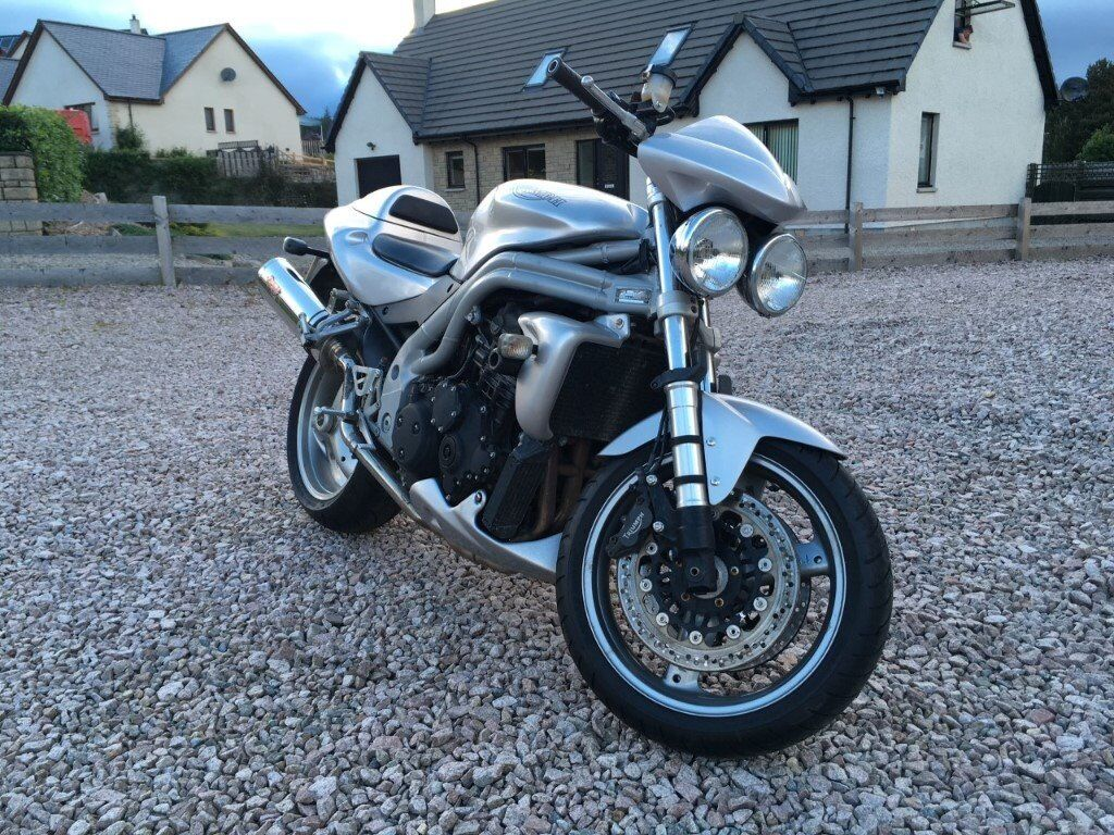 Triumph Speed Triple 955i In Inverness Highland Gumtree