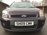 Ford Fusion 1.4 TDCI ZETEC CLIMATE MOT - 15/may/2017 Mileage 81.500 Road Tax Annual £ 30 only