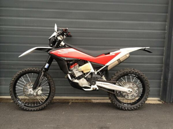 Used 2011 Husqvarna Dual Purpose