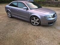 Audi A4 2.5 tdi Quattro sport 2003/53