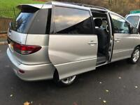 Toyota Previa diesel 2.0 7 seater Very clean manual, nice family car