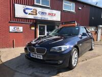 2012 BMW 520D EFFICIENTDYNAMICS DIESEL*FULL HISTORY*12 MONTHS AA BREAKDOWN COVER*3 MONTHS WARRANTY*