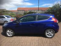 2016 Ford Fiesta Ecco Boost excellent con only 3,670 miles