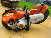 stihl saw disc cutter 410 reconditioned and fully serviced runs like new