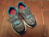 Boys Clarks Jets shoes