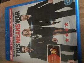 This means war Blu Ray