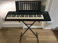 Yamaha PSR-75 Electronic keyboard & stand