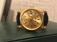 Rolex day date 118238 read description