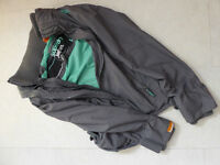 Superdry windcheater jacket, size Large youth.