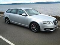 AUDI A6 2.0 TDI AVANT 2009 6 SPEED , DIESEL estate 170bhp